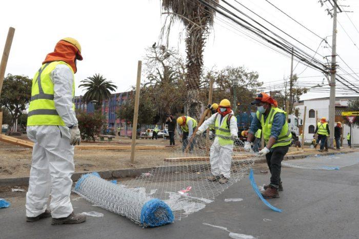 Alcalde de Iquique acusa que el Gobierno está transformando la comuna en una