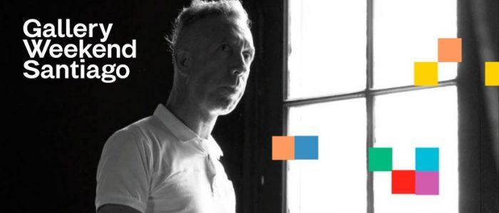 Vicente Ruiz en ciclo «El arte lo dijo primero»: un relato de danza, performance y poesía visual