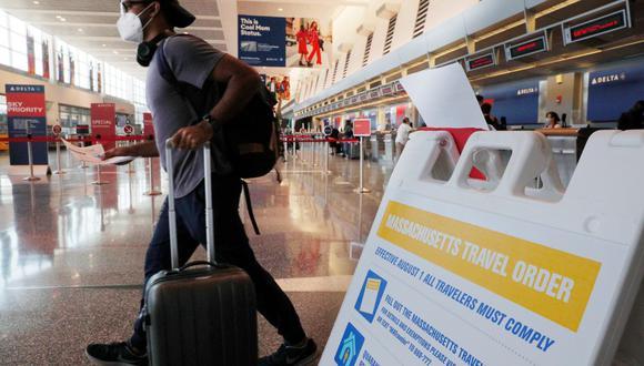 Estados Unidos aceptará viajeros vacunados a partir de noviembre
