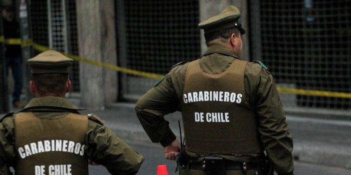 Región del Maule: Carabineros da de baja a tres funcionarios investigados por tráfico de armas
