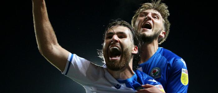 Ben Brereton deslumbra en la Championship y anota para el Blackburn Rovers: es su cuarto gol de la temporada