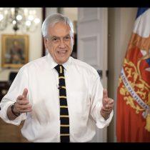 Presidente Piñera anuncia construcción de primera planta de hidrógeno verde en Chile