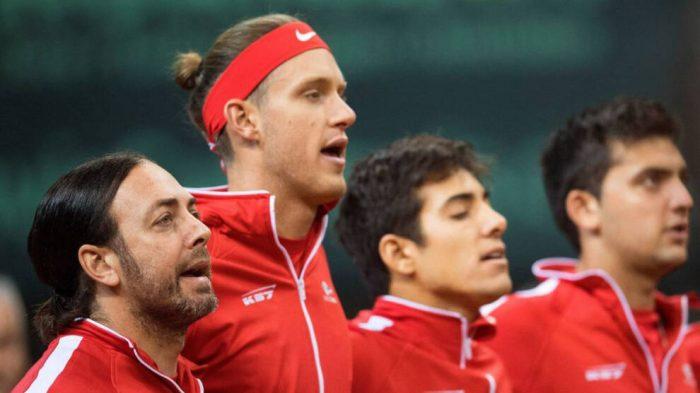Copa Davis: Derrota de Garín apaga el sueño de Chile de llegar al Grupo Mundial