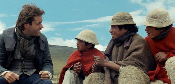Película «La ascensión del Chimborazo»