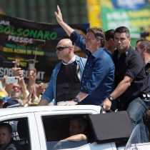 """Bolsonaro lidera manifestaciones con ultimátum al Tribunal Supremo y la prensa brasileña habla de """"amenaza golpista"""""""
