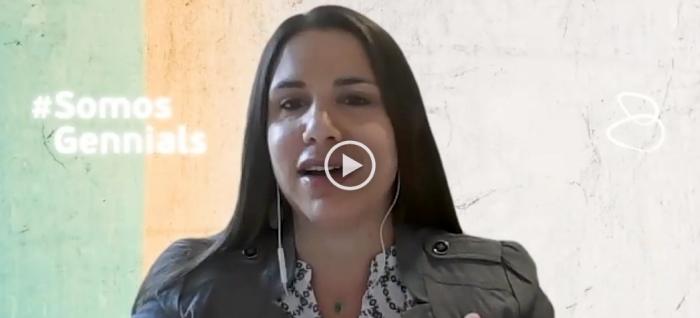 """Pamela Valdivieso en «Banca, mujeres destacables»: """"Las mujeres podemos lograr lo que nos propongamos sin renunciar a ningún aspecto de nuestra vida"""""""