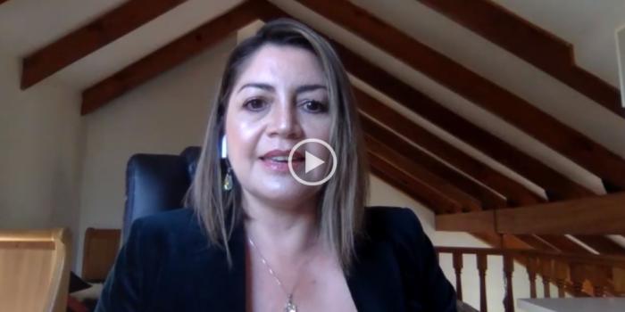 """Tatiana Díaz Acevedo en «Banca, mujeres destacables»: """"Este es el momento para emparejar la cancha, la diversidad es clave para lograr equipos más creativos y eficientes"""""""
