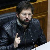 Boric se pliega a petición de Amnistía Internacional para que líderes europeos interpelen a Presidente Piñera: