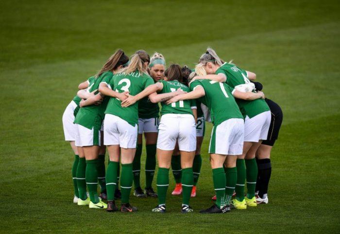 Las futbolistas de la selección de Irlanda recibirán el mismo salario que los hombres