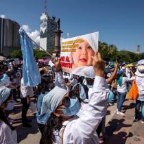 """La Iglesia católica de México tilda de """"machista"""" y """"mortal"""" el fallo que establece como inconstitucional lapenalización del aborto"""