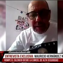 Corte de Apelaciones anula sanción del CNTV contra La Red por difundir entrevista de Hernández Norambuena