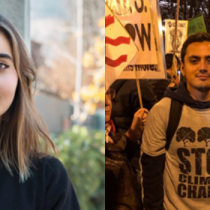 Dos jóvenes de Chile asistirán a la Cumbre Juvenil Internacional por el Clima en Italia