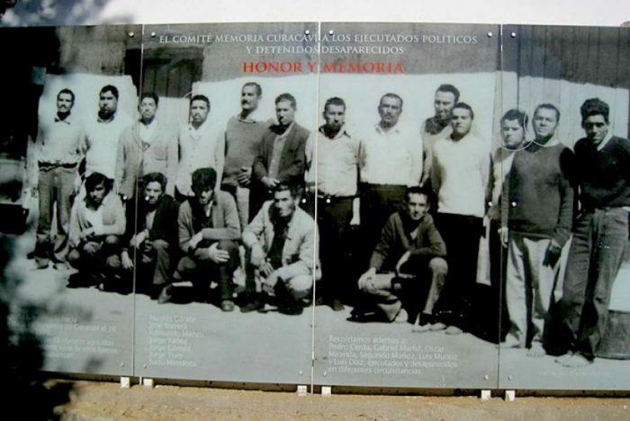 A 48 años de los crímenes, tres carabineros (r) fueron condenados por ejecuciones en la Cuesta Barriga en septiembre de 1973