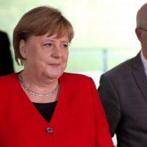 """Tras 16 años al frente del gobierno alemán Angela Merkel por primera vez se define como feminista: """"todas deberíamos serlo"""""""