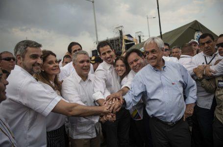 De Cúcuta a Colchane