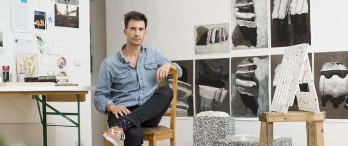 Chileno Juan Nazar Ossa presenta exhibición en Berlín