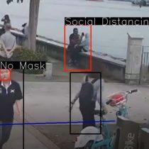 El análisis instantáneo de IA a través de cámaras CCTV que puede ayudar a administrar y resguardar los aeropuertos