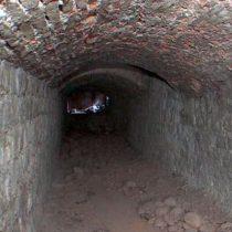 El túnel arqueológico de Avenida La Paz no puede ver la luz