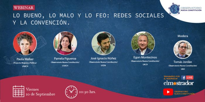 Lo bueno, lo malo y lo feo: redes sociales y la Convención