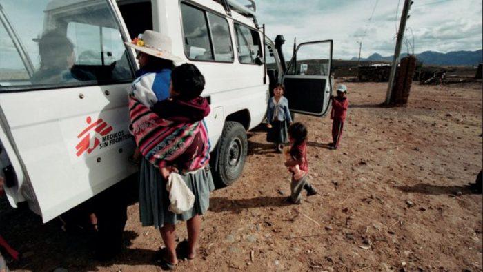 Las impactantes fotografías de Médicos Sin Fronteras de los conflictos y desastres naturales más agudos de las últimas décadas