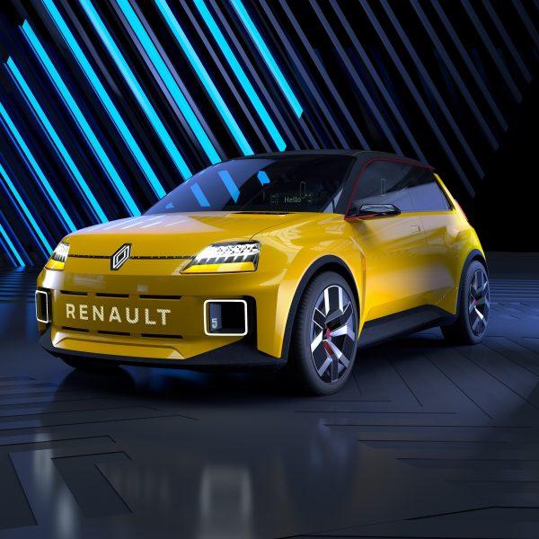 Renault 5 Prototype, galardonado con el premio 'Concept-Car of the Year