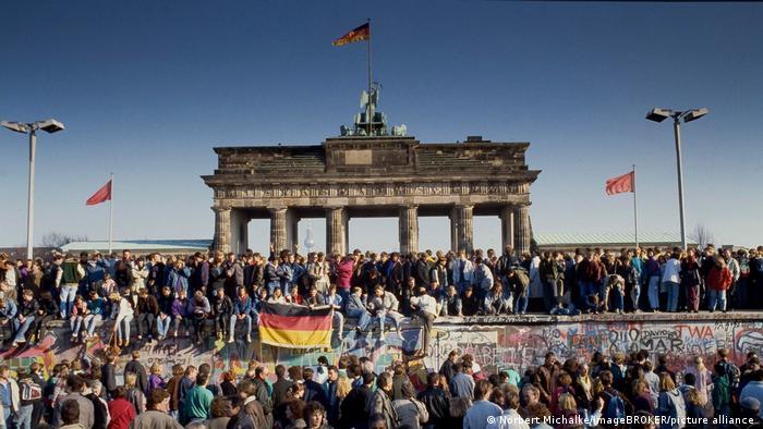 Alemania: la diferencia entre reunificación y unidad