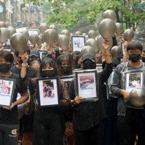 Junta militar de Birmania anuncia liberación de más de 5 mil detenidos en protestas