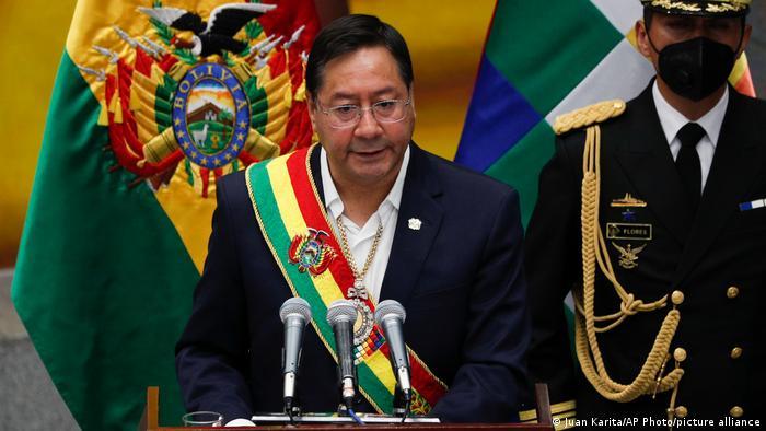 Protesta contra Luis Arce en Bolivia bloquea calles en Santa Cruz y otras ciudades