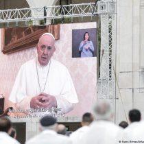 Papa Francisco dice sentir «vergüenza» por los casos de abuso sexual al interior de la Iglesia