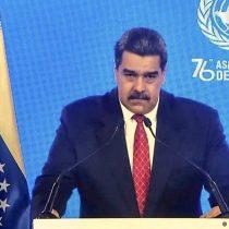 Maduro acusa a Colombia de infiltrar