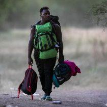 México envía a Haití segundo vuelo con migrantes deportados