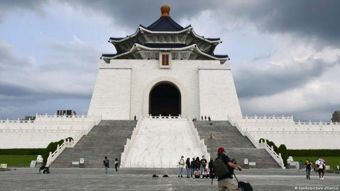 Taiwán teme invasión china