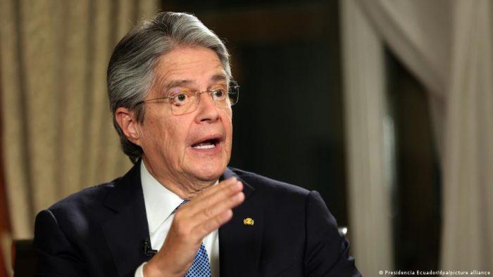 Congreso de Ecuador investigará al presidente Guillermo Lasso por Pandora Papers