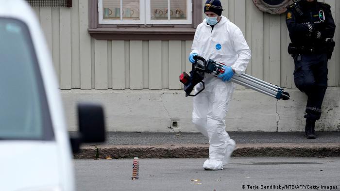 Ataque mortal con arco y flechas en Noruega