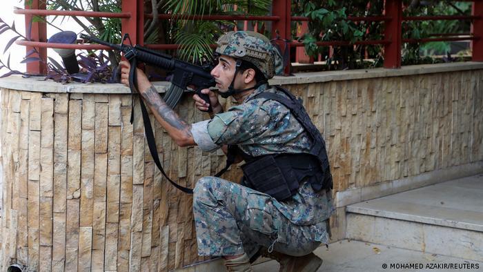 Gobierno libanés confirma el ataque de