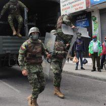 Ecuador declara estado de excepción para combatir la inseguridad