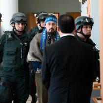 Embajada de Argentina en Chile afirma que no pidió libertad condicional para dirigente mapuche Jones Huala
