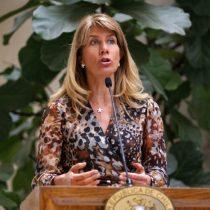 Senadora Rincón por cuarto retiro:
