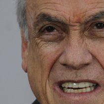 Presidente Piñera y su responsabilidad política