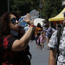 Meteorología alerta por altas temperaturas en las regiones de Coquimbo, Valparaíso y Metropolitana