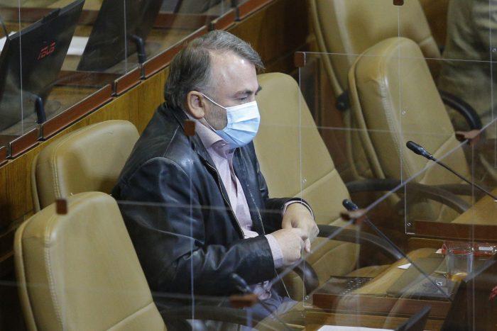 Diputado Pepe Auth y acusación constitucional contra Piñera: