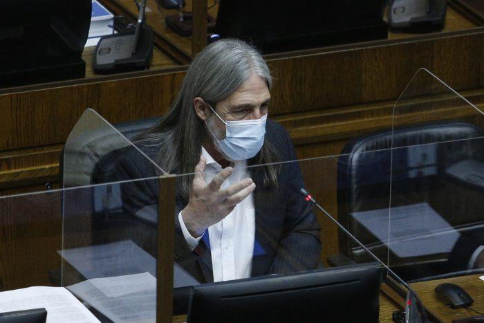 Senador Letelier está