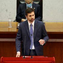 Diputado Paulsen (RN) por situación de Piñera si es que la Cámara aprueba acusación:
