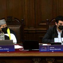 Mesa directiva de la Convención Constitucional respaldó a constituyente Giovanna Grandón tras agresión sufrida en Plaza Italia