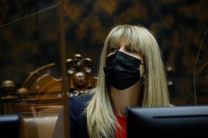 Rincón se le cruza en el camino a Provoste: presidenta del Senado aseguró que si el proyecto del cuarto retiro