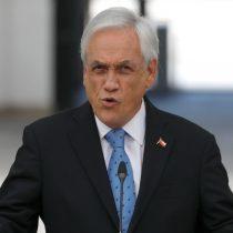 """""""Piñera Papers"""": Presidente se saca los balazos y asegura que """"los máximos tribunales de justicia se pronunciaron sobre mi total inocencia"""""""