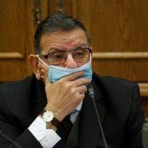 Senador Quinteros citará a ministro Paris a la comisión de Salud para que informe sobre plan ante eventual rebrote del Covid-19