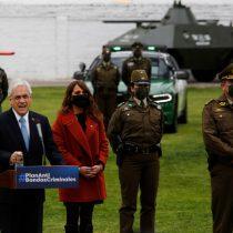 Presidente Piñera presenta nuevo