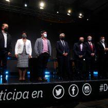 """""""Guerra de cuñas"""": candidatos presidenciales intercambiaron dardos cruzados en rudo debate radial"""