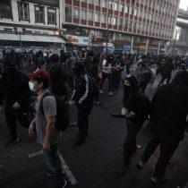 Masivas manifestaciones y aislados hechos de violencia marcan conmemoración del 18-O en regiones